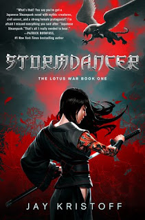 Stormdancer cover