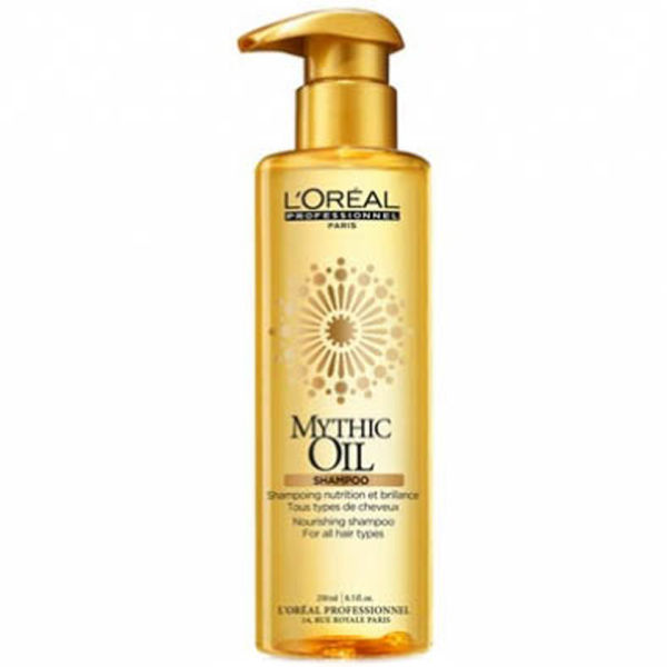 Musing On Beauty: L'oreal Professional Mythic Oil Shampoo
