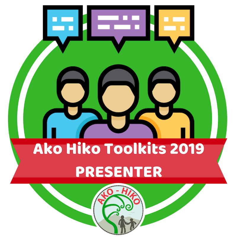 Student Toolkit Presenter Badge