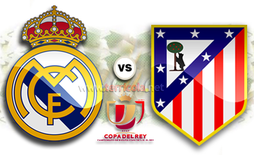 Real Madrid vs Atletico Madrid - FINAL Copa del Rey 2013