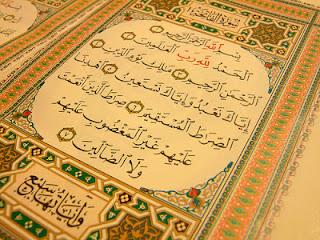 9 Faedah Surat Al Fatihah