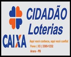 CIDADÃO Loterias