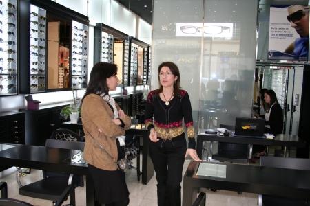 Ordiñaga ha reconocido 'el empeño de los comercios de los centros históricos por mantener sus niveles de calidad y atención al cliente'