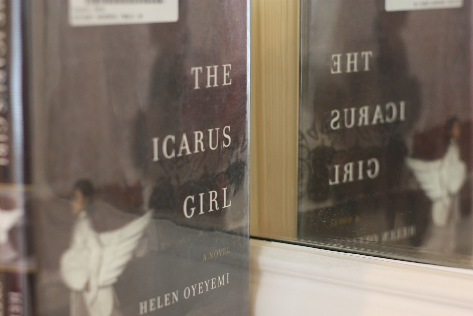 helen oyeyemi s the icarus girl review The icarus girl by helen oyeyemi  in 2007 bloomsbury published oyeyemi's second novel,  only logged in customers who have purchased this product may leave a review related products -13% add to wishlist.