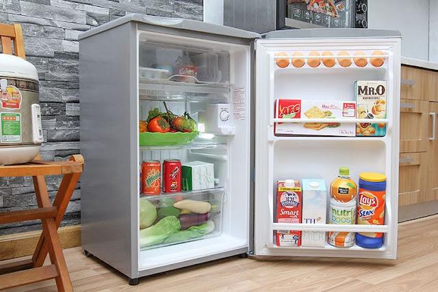 sửa tủ lạnh mini bị thủng ngăn đá giá rẻ