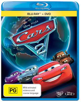Cars 2 (2011) Hindi Dual Audio 720p BluRay 700mb