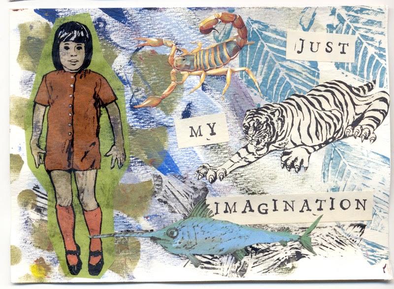 Postcards for iHanna Swap