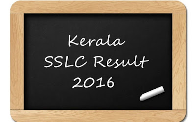 SSLC Result 2016 Kerala