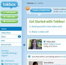 Tokbox Chat