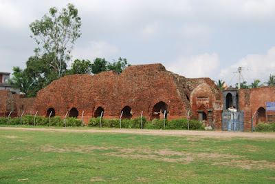 Pandua and Gour in Malda