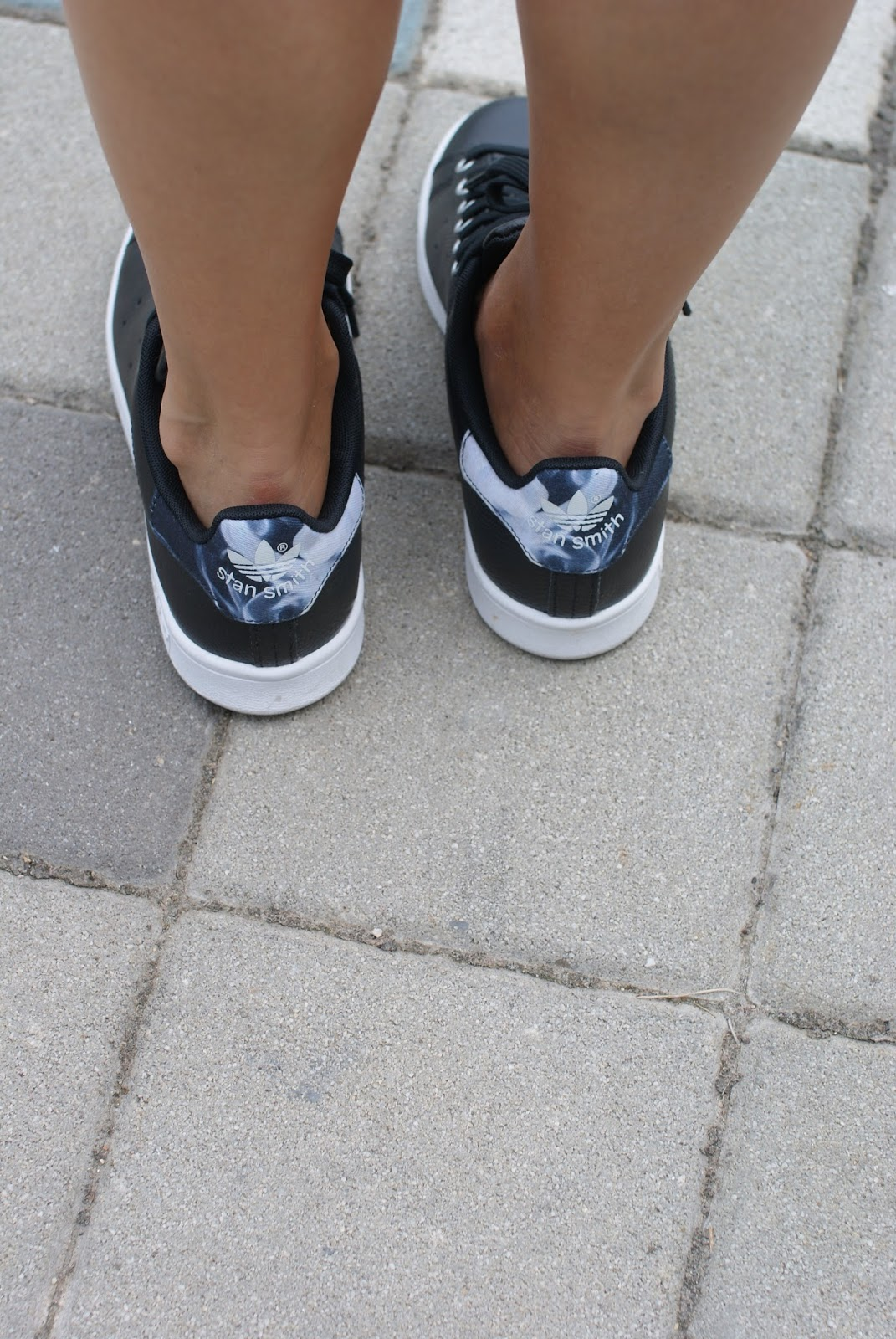 adidas Originals Stan Smith Rita Ora sneakers on Fashion and Cookies fashion blog
