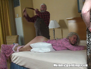 006 An Old Fashioned Spanking