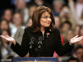 Palin doesn't know