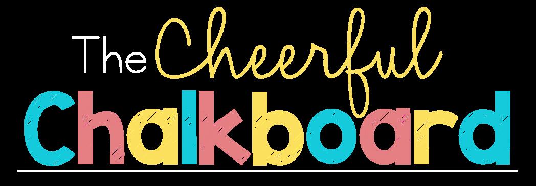 The Cheerful Chalkboard