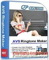 AVS Ringtone Maker 1.6.1.140 Full Version Crack