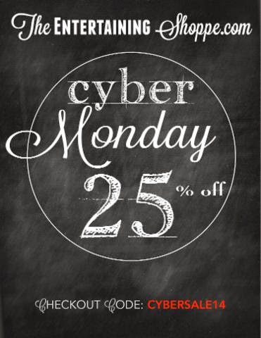 Cyber Monday Party Supply Deals The Entertaining Shoppe