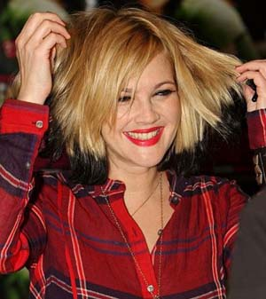Drew Barrymore Hairstyle 24