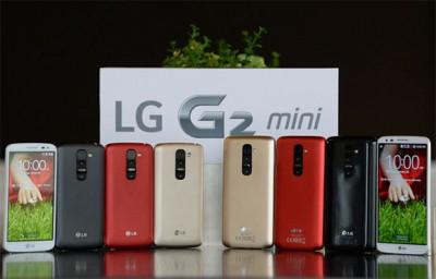 Ini Dia Perbedaan Varian LG G2 Mini