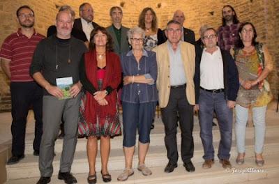 Guanyador i finalistes - Premi literari Miquel Arimany 2015