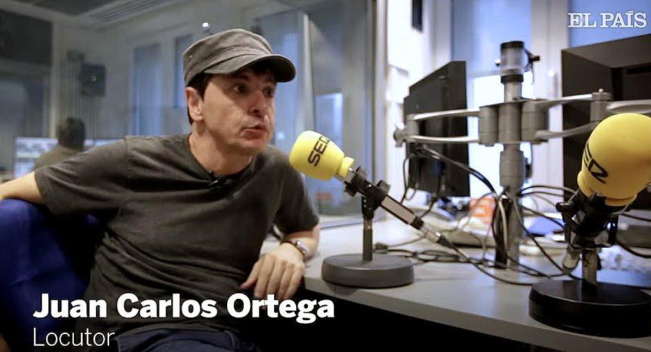JUAN CARLOS ORTEGA, NIÑO DE LA RADIO