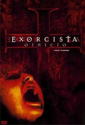 Capa - O Exorcista: O Inicio