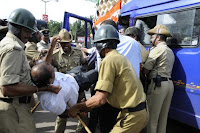 Home stay, Attack,Arrest, Mangalore, Media worker, Police, Remand, Court, Birthday, Celebration, Boy, Girl, Murder-case, National.
