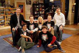Big Bang Theory All Characters HD Wallpaper