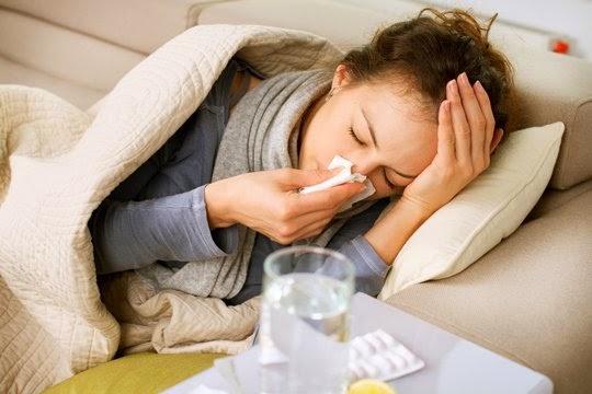 ibu menyusu demam