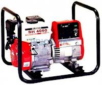 Jual Elemax SH-4000 RA - Jual Elemax Generator Japan