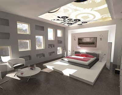 Modern Interior Design Bedroom