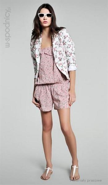 Modne ubrania wiosna-lato 2011