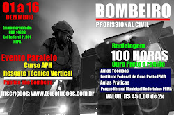 Curso de resgate técnico vertical