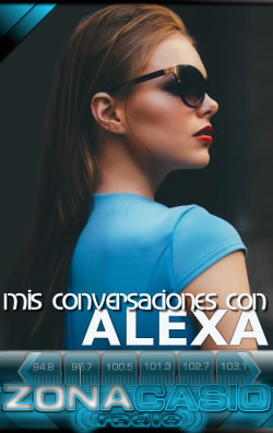 Mis conversaciones con Alexa