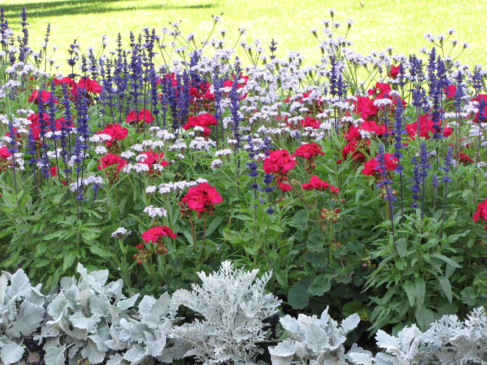 Russ landscaping and gardening tips Butchart Gardens Victoria B C Ca