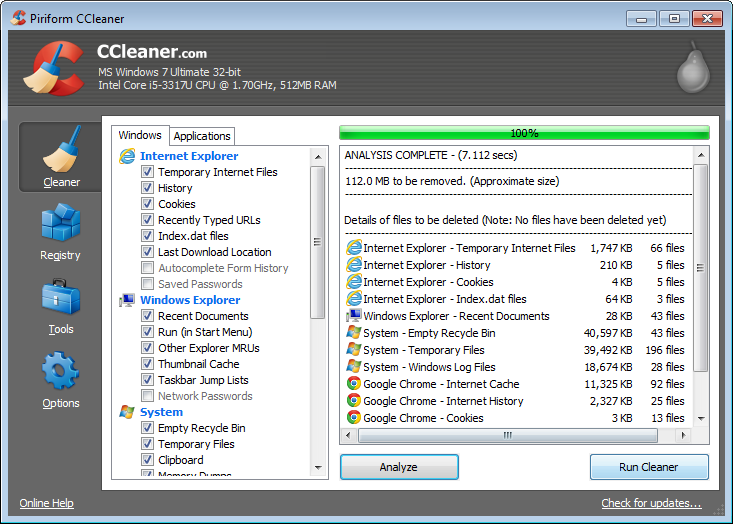 Download CCleaner 4.17.4808 Terbaru Full Version