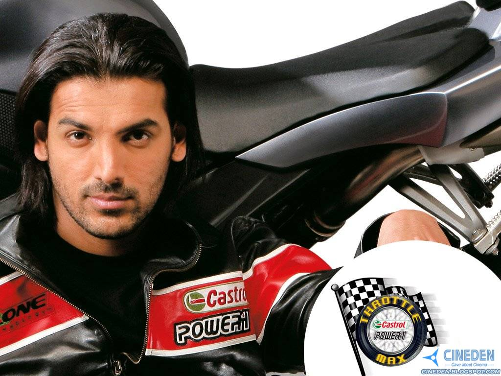 John Abraham's Passion for Bikes