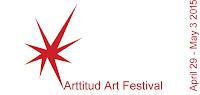 Arttitud Art Festival San Francisco 2015.