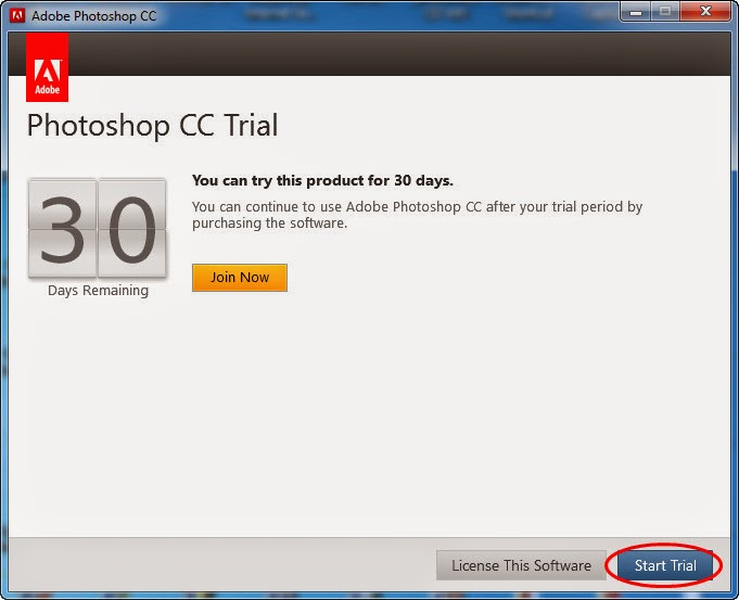 provide serial number adobe photoshop cc 2014