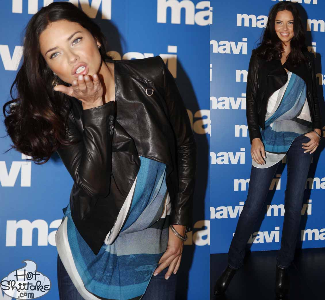 Adriana Lima Jeans