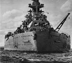 Bismarck, German Reich, Hitler, WW2, Battle of Atlantic, convoy raids, battleship