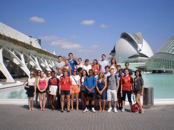 Visit to Ciudad de las Ciencias