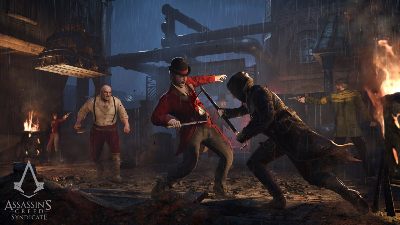 Assassin's Creed Syndicate - PC Performance Problems