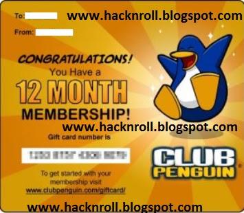 Club penguin membership cost uk