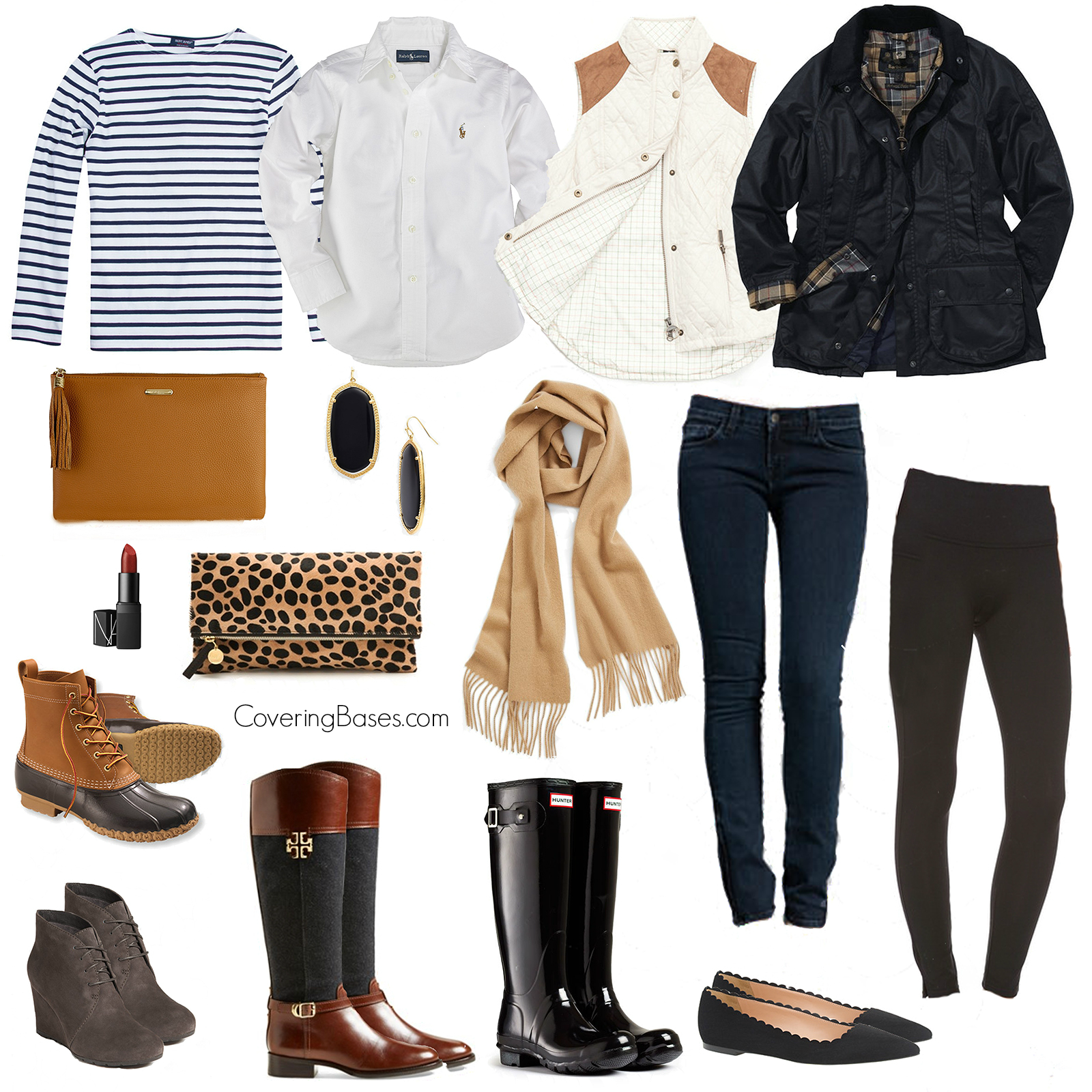 Preppy Guide To Fall Covering The Bases Fashion And Travel Blog New York City