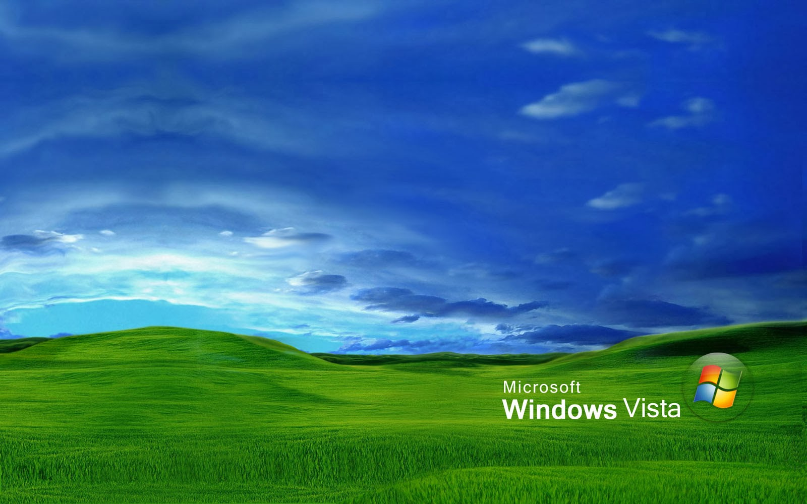 clovisso wallpaper gallery: windows vista bliss wallpapers