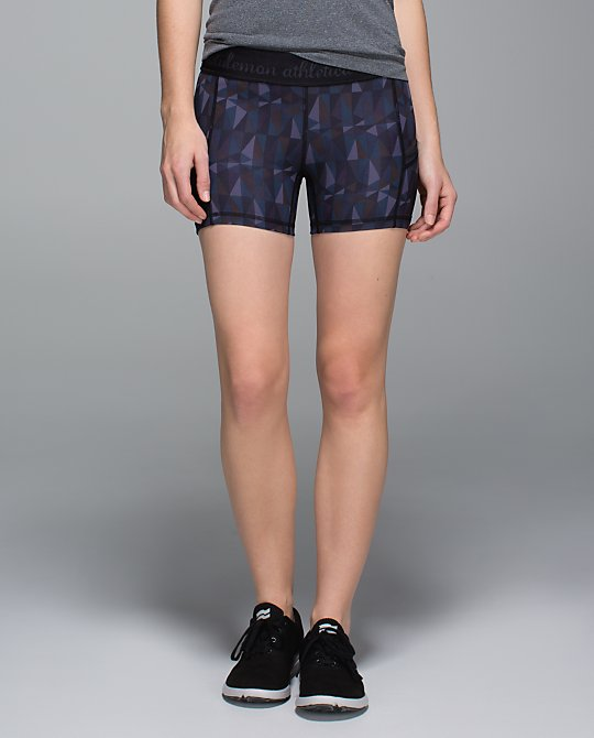 lululemon what the sport short