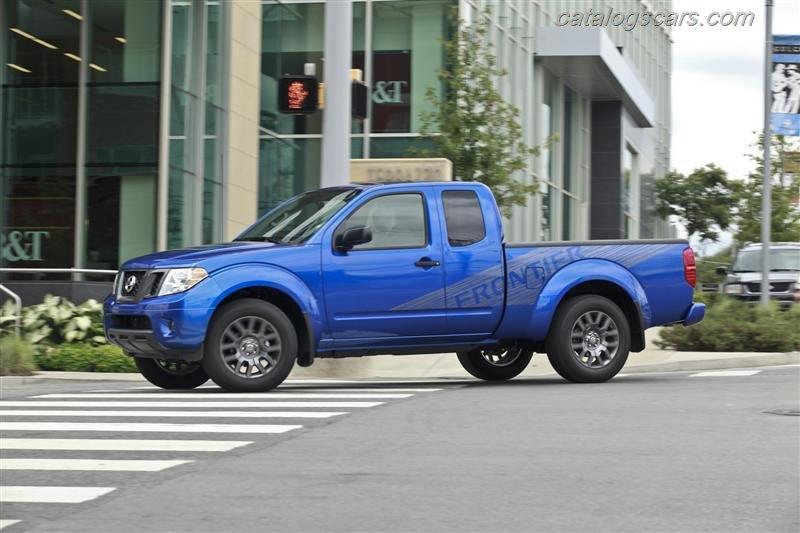 صور سيارة نيسان فرونتير 2012 - اجمل خلفيات صور عربية نيسان فرونتير 2012 - Nissan Frontier Photos Nissan-Frontier_2012_800x600_wallpaper_02.jpg