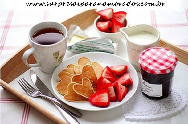 comida romântica