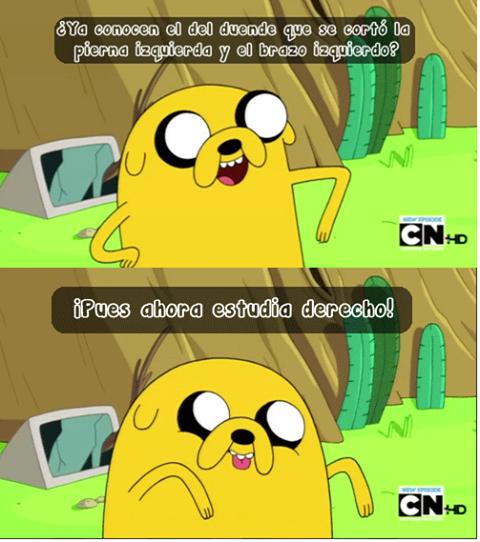 Frases De Jake El Perro Hora De Aventura