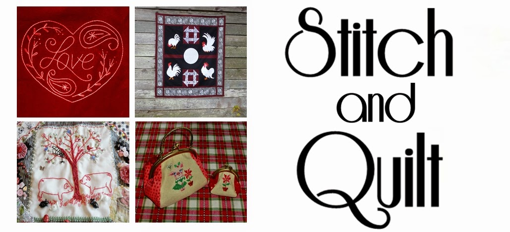 Stitch and Quilt